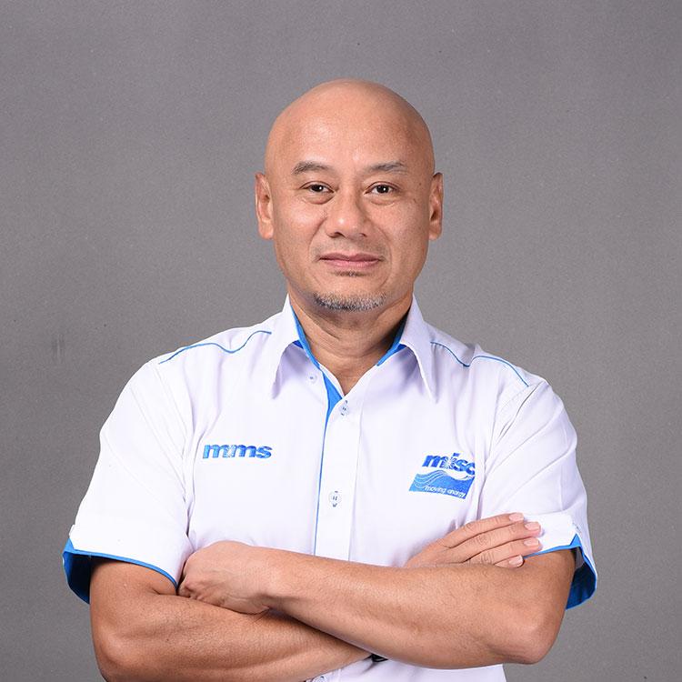 Encik Hazrin Hasan