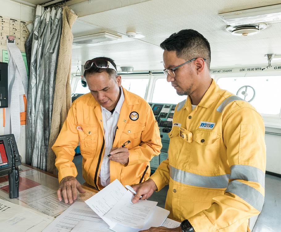 MMS Ship Vetting Service
